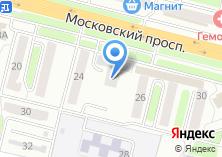 Компания «Детская молочная кухня г. Брянска» на карте