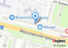 Компания «БАРХАТ» на карте