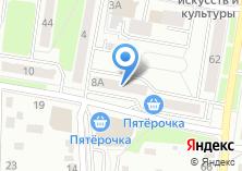 Компания «Грядка» на карте
