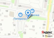Компания «Полесский» на карте