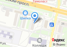 Компания «Я-Майка» на карте