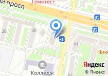 Компания «Оконный мастер ДИСА» на карте
