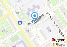 Компания «ЛукаС» на карте