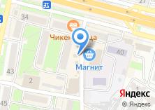 Компания «Белорусские товары» на карте