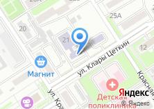 Компания «Детская школа искусств №3 им. Г.В. Свиридова» на карте