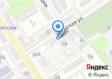 Компания «Автомойка на ул. Пушкина» на карте