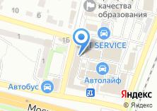 Компания «Росшина» на карте