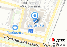 Компания «Твоя Мебель» на карте