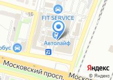 Компания «Рыбалка32» на карте