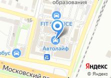 Компания «Магазин автозапчастей для ВАЗ» на карте