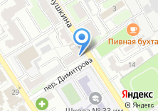 Компания «Мелкооптовый склад-магазин» на карте