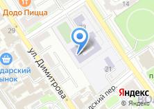 Компания «Средняя общеобразовательная школа №33 им. М.А. Титовой» на карте