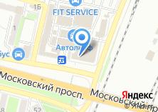 Компания «Pit-STOP» на карте