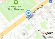 Компания «Отдел управления по делам ГО и ЧС» на карте
