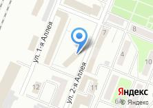 Компания «Комендатура военных сообщений железнодорожного участка Московской железной дороги» на карте