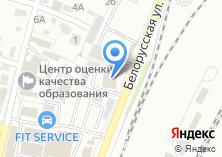 Компания «Подбор автоэмалей колорист» на карте