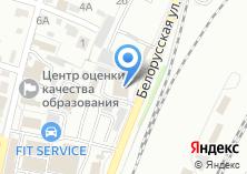 Компания «Молоток» на карте