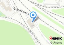 Компания «Брянская дистанция пути №51» на карте