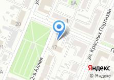Компания «Прокуратура Фокинского района» на карте