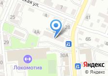 Компания «Военный комиссариат Советского и Фокинского района» на карте
