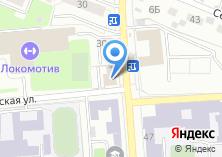 Компания «АЗС» на карте