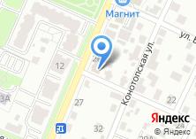 Компания «Галерея автозапчастей» на карте