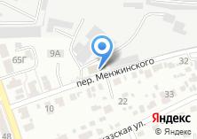 Компания «ЭСО» на карте