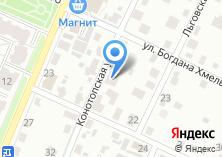 Компания «Авторская мебель торгово-производственная компания» на карте