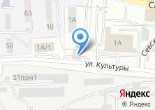 Компания «Автомойка на ул. Культуры» на карте