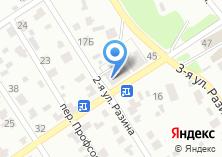 Компания «Спецстройснаб» на карте