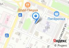 Компания «Управление Пенсионного фонда РФ в Фокинском районе» на карте