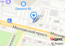 Компания «Мемориал» на карте