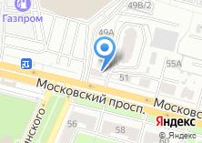 Компания «My Box» на карте