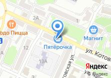 Компания «ВМВ» на карте