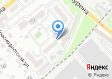 Компания «СпецПромИндустрия» на карте