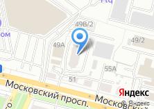 Компания «Магазин детской одежды на Московском проспекте» на карте