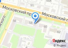 Компания «Комплексный центр социального обслуживания населения Фокинского района» на карте