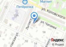 Компания «Магазин-склад отделочных материалов» на карте
