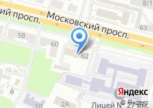 Компания «Фокинский районный суд г. Брянска» на карте