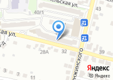 Компания «Альба» на карте