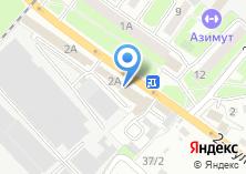 Компания «Торгмастер» на карте