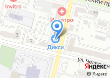 Компания «Комбинат школьного питания Фокинского района» на карте