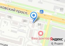 Компания «Мастерская по ремонту компьютеров» на карте