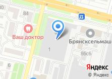 Компания «ВЕЗА» на карте