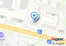 Компания «Барьер» на карте