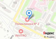 Компания «Брянская городская больница №2» на карте