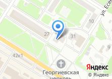 Компания «SVLogistik» на карте