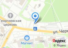 Компания «Шиносервис24» на карте