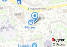 Компания «Магазин колготок и нижнего белья» на карте