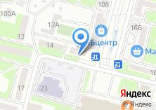 Компания «Брянскфармация» на карте